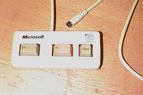 New Microsoft Keyboard